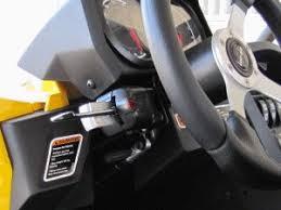ez turn signal kit polaris ranger rzr crew general brutus turn signal switch on 2011 can am commander