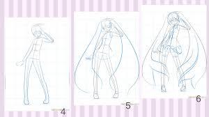 Kỹ thuật học cách vẽ nhân vật hoạt hình dễ thương