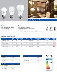 Đèn Led Bulb Opple Ecomax1 E27 14W