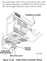 electric brake controller Electric Trailer Breakaway Wiring Diagram Electric Trailer Brake Parts Diagram