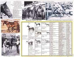 Horse Racing War Admiral Triple Crown 4th Winner Photos