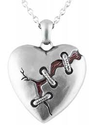 women s cure for a broken heart necklace