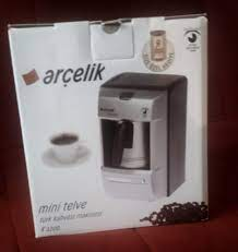 SATILIK - Arçelik K-3200 Mini Telve Türk Kahve Makinesi