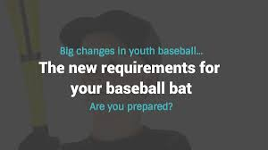 How To Tell If My Bat Is Approved In 2018 New Rules For