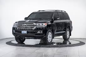 Armored Toyota Land Cruiser For Sale - INKAS Armored Vehicles ...