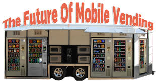 Vending Machines Business Opportunities Inspiration Mobile Vending Machines Robotic Sales Mobile Venues VendaCarts Www