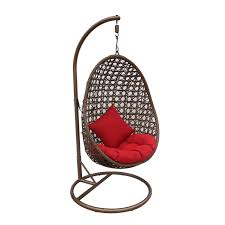 soulful classic outsunny outdoor hanging sky swing chair w stand outdoor hanging pod chair nz in