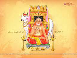 Sri Guru Raghavendra Swamy Wallpapers ...