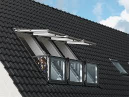 Velux Cabrio Vom Dachfenster Zum Dachaustritt