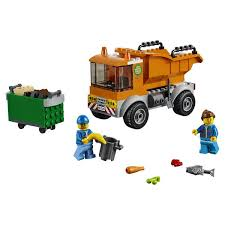 <b>Конструктор LEGO</b> City Great Vehicles <b>Мусоровоз 60220</b>: купить ...
