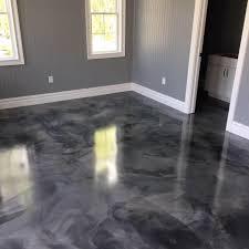 epoxy flooring. Brilliant Flooring 3D Metallic Epoxy Flooring For U