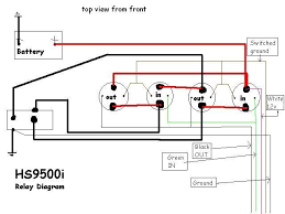 post winch motor wiring diagram wiring diagram sidewinder winch ford bronco forum