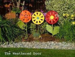 Gardening Decorative Accessories Diy Garden Decorations purplebirdblog 90