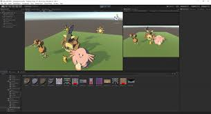 TUTORIAL] Export your Pokémon animated models from 3DS to Unity Engine 3D |  GBAtemp.net - The Independent Video Game Community