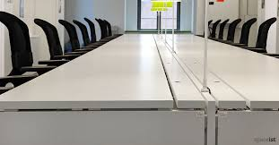 long office desks. xl long white office desks
