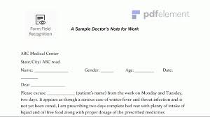 Print Free Fake Doctors Note Discreetliasons Com Doctors Note For Work Template Download