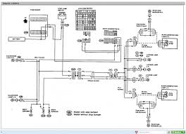 1990 nissan 240sx tail light wiring diagram electrical work wiring 2002 Mustang Factory Stereo Wiring Harness at Nissan Trailer Wiring Harness 1990