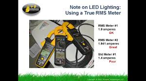 Low Voltage Tester For Landscape Lighting How To Troubleshoot A Low Voltage Lighting System With A Clamp Multimeter
