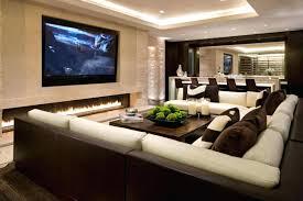 Big Living Rooms Cool Inspiration Ideas