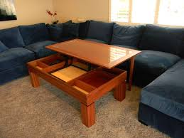 rustic lift top coffee table - The Stylish And Modern Lift Top ...