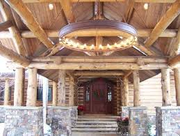 Image Exterior Rustic Lighting Porch Lighting Ideas Rustic House Exterior Blogbeen Rustic Outdoor Lighting Ideas For Your Rustic Porch And Patio Area