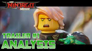 First Ninjago Movie Trailer! - Unscripted Analysis - The LEGO Ninjago Movie  (2017) - YouTube