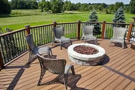 home interior obsession deck safe fire pit lovely can you place a on from deck