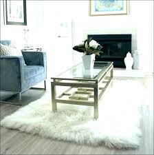 faux fur area rug ikea white faux rugs incredible faux fur rug white gray faux fur