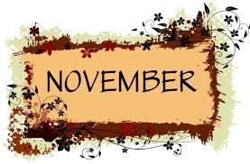 Image result for november clipart