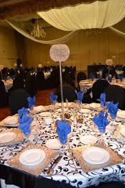 Greek Table Setting Decorations Black White And Yellow Wedding Decoration Ideas Wedding