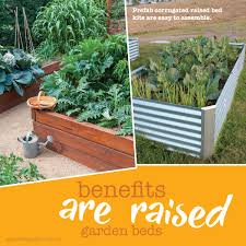Small Picture Raised garden beds benefits About The Garden Magazine