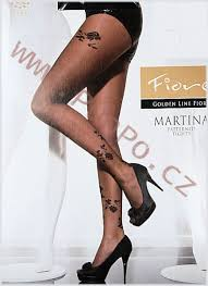 Punčocháče Ponožky Punčocháče S Tetováním