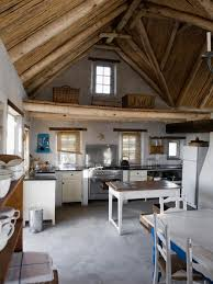 Kitchen With Vaulted Ceilings Freestanding Kitchen Design Pictures Ideas From Hgtv Hgtv