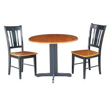 creative decoration 36 inch dining table international concepts dual drop leaf 36 inch dining table with