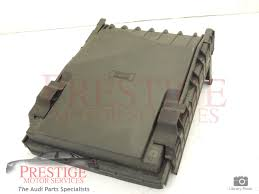 audi a p engine bay fuse box cover kf image is loading audi a3 8p engine bay fuse box cover