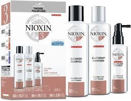 Nioxin System <b>3 Kit</b> XXL - <b>Набор</b> (Система <b>3</b>) 300 мл+300 мл+100 мл