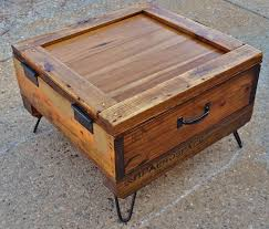 packing crate furniture. repurposed upcycled shipping crate rustic coffee table storage packing furniture i
