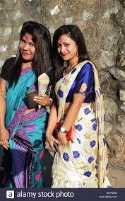 Beautiful Assamese girls in Guwahati ...