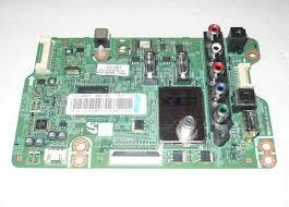 samsung tv replacement parts. samsung pn43f4500fxza plasma tv mainboard bn94-06039a / bn41-01799 samsung tv replacement parts