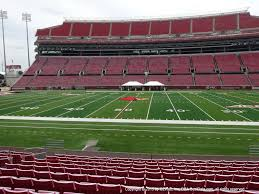 Papa John S Cardinal Stadium Seating Chart Taylor Swift Cardinal Stadium View From Lower Level 130 Vivid Seats