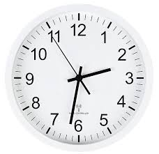 home and furniture spacious 18 wall clock on com impecca non ticking inch extra