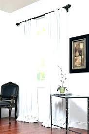 black curtain rods black curtain rod wrap around curtain rod blackout curtain rod white black out black curtain rods