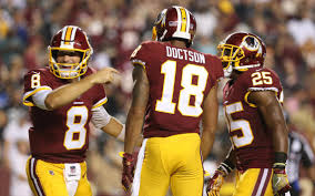 Washington Redskins 2017 Depth Chart Doctson Cousins Hope To Revive Chemistry With Vikings The