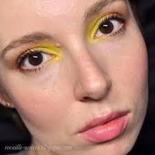 yellow eyeshadow colorful eyeshadow tutorials for brown eyes