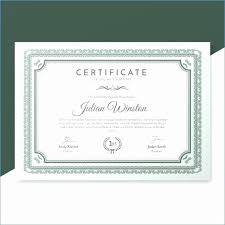 Free Award Templates Interesting Award Certificate Template Free Beautiful Recognition Certificate
