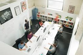 designing office space. designing an office space of creative studio raw s