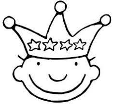 Kleurplaat Jules Google Zoeken Bc Feest Verjaardag Kronen