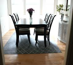 dining room table rug size large size of dining room large room rugs area rug size