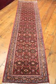 rug on carpet in hallway. Delighful Hallway 8482 Persian Hosseinabad Carpet Runner Rug 73x302cm 24 X 911ft With On In Hallway E