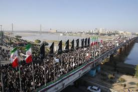 Iran, corteo funebre per Soleimani